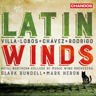 Produktbilde for Latin Winds (CD)