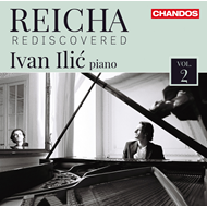 Produktbilde for Reicha Rediscovered, Vol. 2 (CD)