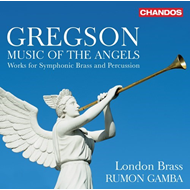 Produktbilde for Gregson: Music Of The Angels - Works For Symphonic Brass & Percussion (CD)