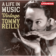 Produktbilde for A Life In Music: Vintage Tommy Reilly (CD)