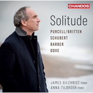 Produktbilde for Solitude (CD)