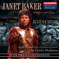Produktbilde for Handel: Julius Caesar - excs (CD)