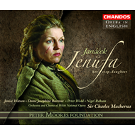 Produktbilde for Janácek: Jenufa (CD)