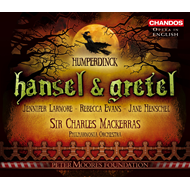 Produktbilde for Humperdinck: Hansel & Gretel (CD)