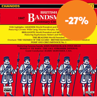 Produktbilde for British Bandsman Centenary Concert (CD)