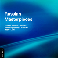 Produktbilde for Russian Masterpieces (CD)