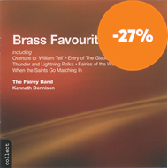 Produktbilde for Brass Favourites (CD)