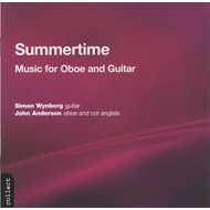 Produktbilde for Summertime (CD)