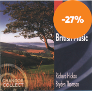 Produktbilde for Byways of British Music (CD)