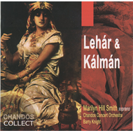 Produktbilde for Marilyn Hill Smith sings Kálmán & Lehár (CD)