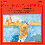 Produktbilde for Rachmaninov: Piano Trios (CD)