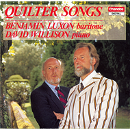 Produktbilde for Quilter: Songs (CD)