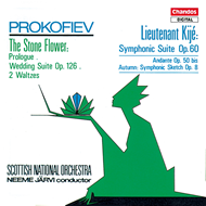 Produktbilde for Prokofiev: Orchestral Works (CD)
