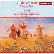 Produktbilde for Khachaturian: Orchestral Works (CD)