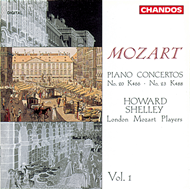 Produktbilde for Mozart: Piano Concertos 20 & 23 (CD)