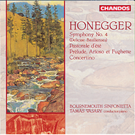 Produktbilde for Honegger: Orchestral Works (CD)