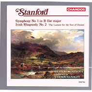 Produktbilde for Stanford: Orchestral Works (CD)