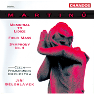 Produktbilde for Martinu: Orchestral and Choral Works (CD)