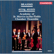 Produktbilde for Brahms: String Sextets (CD)