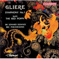 Produktbilde for Glière: Orchestral Works (CD)