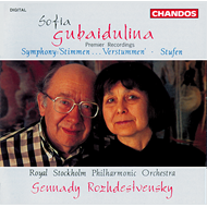 Produktbilde for Gubaidulina: Orchestral Works (CD)