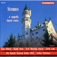 Produktbilde for R. Strauss: A cappella choral works (CD)
