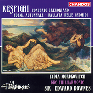 Produktbilde for Respighi: Orchestral Works (CD)