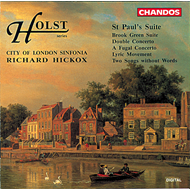 Produktbilde for Holst: Orchestral Works (CD)