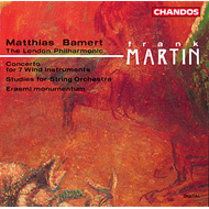 Produktbilde for Martin: Orchestral Works, Volume 1 (CD)