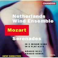 Produktbilde for Mozart: Wind Music (CD)