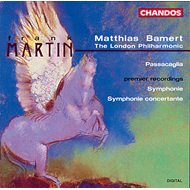 Produktbilde for Martin: Orchestral Works (CD)