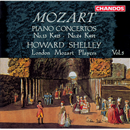 Produktbilde for Mozart: Piano Concertos Nos 13 & 24 (CD)