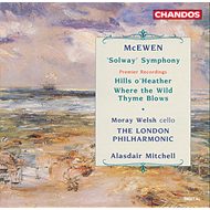 Produktbilde for McEwen: Orchestral Works (CD)