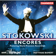 Produktbilde for Stokowski Encores (CD)