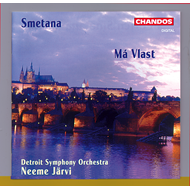 Produktbilde for Smetana: Má vlast (CD)