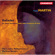 Produktbilde for Martin: Ballades (CD)