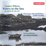 Produktbilde for Vaughan Williams: Riders to the Sea etc. (CD)