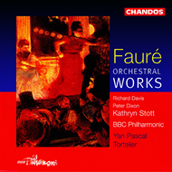 Produktbilde for Fauré: Orchestral Works (CD)