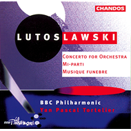 Produktbilde for Lutoslawski: Orchestral Works (CD)