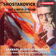 Produktbilde for Shostakovich: The Limpid Stream-Suite from the Ballet (CD)