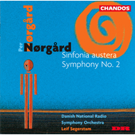 Produktbilde for Norgård: Symphonies Nos 1 and 2 (CD)