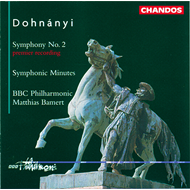 Produktbilde for Dohnányi: Orchestral Works (CD)