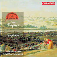 Produktbilde for Baguer: Symphonies 12, 13, 16 & 18 (CD)