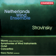 Produktbilde for Stravinsky: Mavra & Chamber Works (CD)