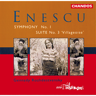 Produktbilde for Enescu: Orchestral Works, Vol. 1 (CD)