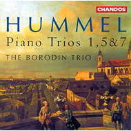 Produktbilde for Hummel: Piano Trios (CD)