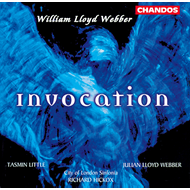 Produktbilde for William Lloyd Webber: Vocal & Orchestral Works (CD)