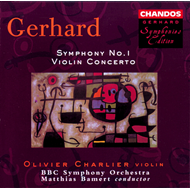 Produktbilde for Gerhard: Orchestral Works (CD)