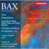 Produktbilde for Bax: Chamber Works (CD)