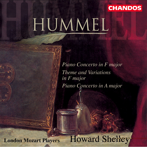 Hummel: Piano Concertos; Theme and Variations, Op.97 (CD)